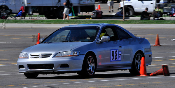 Matt Menhennett - #88 ST - 2001 Honda Accord