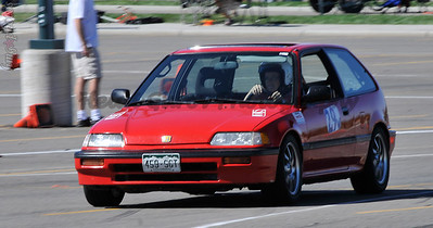 Tiffany Schnepp  - #29 W - 1989 Honda Civic