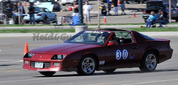 Heidi Iverson - #30 W - 1998 Chevrolet Camaro