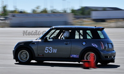 Morgan Whaley - #53 W - 2004 Mini Cooper S