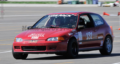 Shawn Larson - #131 SMF - 1995 Honda Civic Si