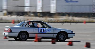 Ryan Dussex - #86 SMF - 1986 Honda Prelude