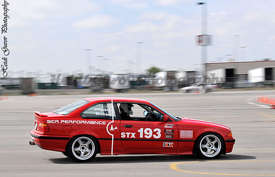Lee Michael  - #193 STX - 1993 BMW 325is