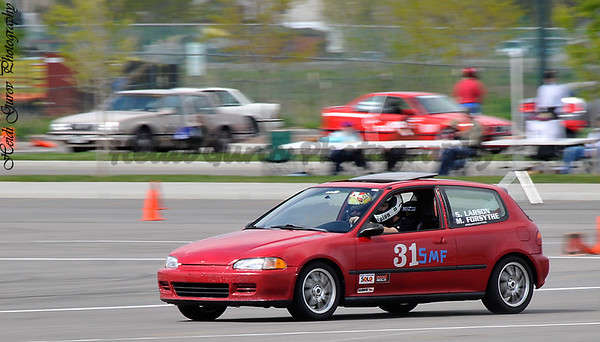 Mike Forsythe  - #31 SMF - 1995 Honda Civic SI