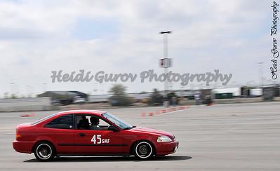 Dylan Smith - #45 SMF - 1996 Honda Civic DX