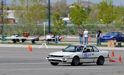 Louie Dussex - #186 SMF - 1986 Honda Prelude SI