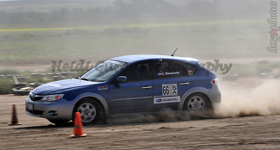 Gary Marascola - #66 SA - 2009 Subaru Impreza