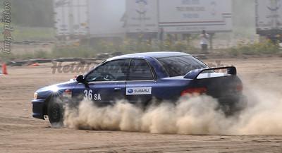 Kubo - #36 SA -  2000  Subaru Impreza 2.5 RS