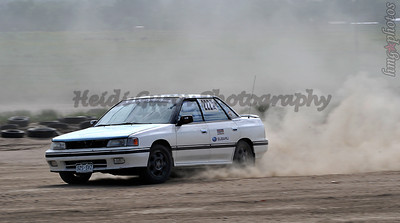 Diego DeCastro - #222 SA - 1991 Subaru Legacy Turbo