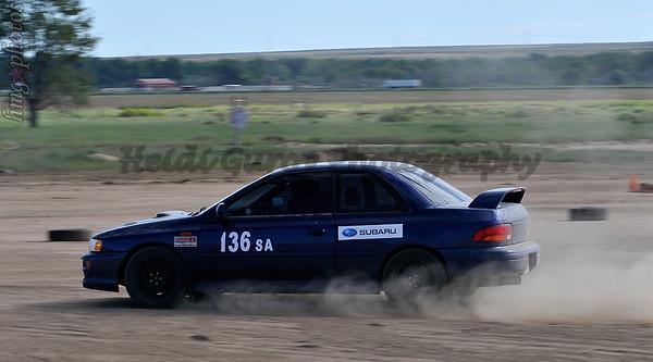 Savannah Rickli - #136 SA - 2000  Subaru Impreza 2.5 RS