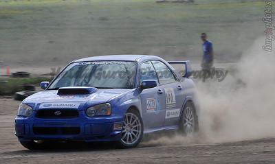 Chris Staats - #190 SA - 2005 Subaru Impreza STI