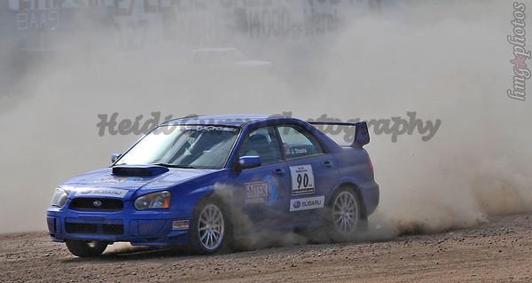 Jason Staats - #90 SA - 2005 Subaru Impreza STI