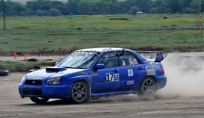 Warren Elliott - #17 SA - 2004 Subaru Impreza STI