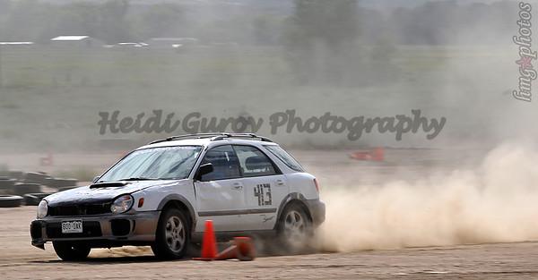 Ross Ollum - #413 SA - 2003 Subaru Impreza
