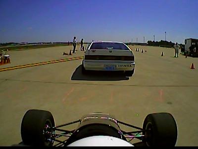 In-car videos - 28 June 2009 - NWOR Toledo Airport