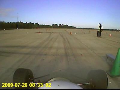 In-car videos -  Toledo Pro Solo - July 25-26, 2009