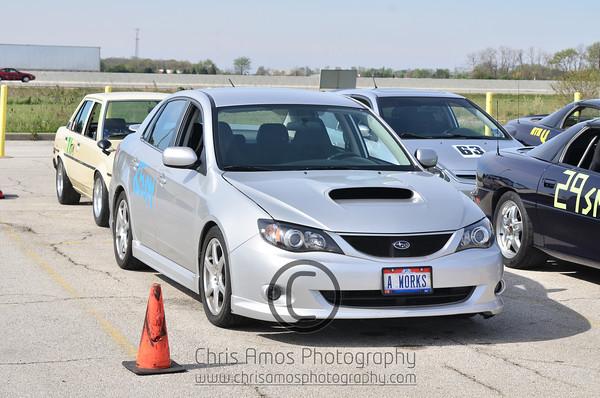 NWOR SCCA Autocross #1 - 4/29/12