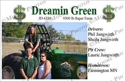 Dreamin Green back2