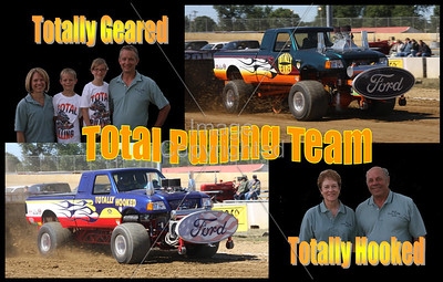 Total pulling team front-300