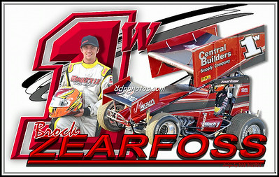 Autograph or Hero Cards and Racing Art 2014