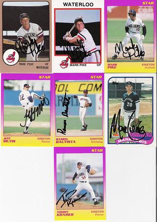 TTM Autographs