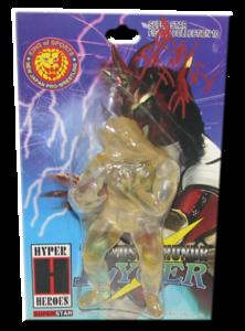 "Jushin ""Thunder"" Liger Autographed NJPW AJPW CMLL NOAH Japanese Wrestling Figure"