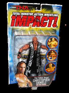 Christopher Daniels Autographed MARVEL TNA IMPACT! Series 2 Figure