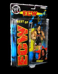 Rhyno Autographed JAKKS Pacific WWE BEST OF ECW Figure
