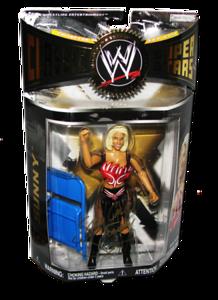 Sunny Autographed JAKKS Pacific WWE Classic Superstars 18 Figure