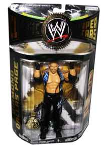 Diamond Dallas Page Autographed JAKKS Pacific WWE Classic Superstars Series 14 Figure