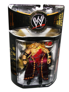 "Jerry ""The King"" Lawler Autographed JAKKS Pacific WWE Classic Superstars Series 8 Figure"
