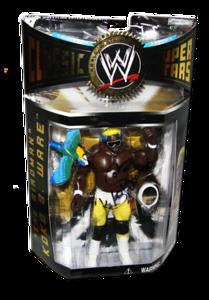 Koko B. Ware Autographed JAKKS Pacific WWE Classic Superstars Series 6 Figure
