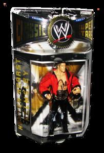 Hunter Hearst Helmsley Autographed JAKKS Pacific WWE Classic Superstars Series 1 Figure