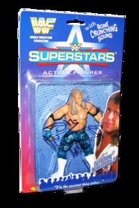 Shawn Michaels Autographed JAKKS Pacific WWF Superstars Series 1 Figure