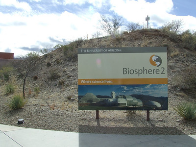 Biosphere, Arizona 2008