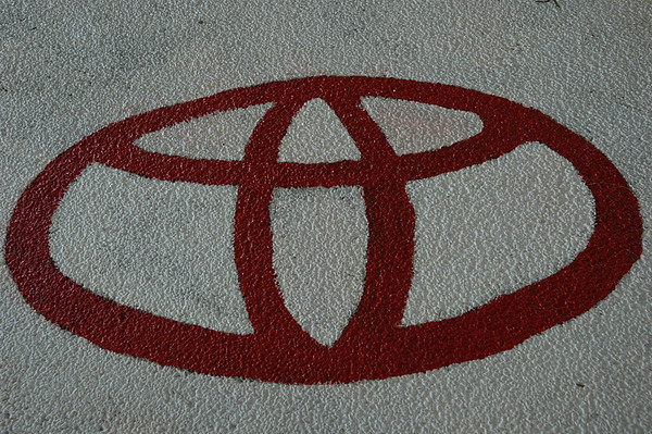 Tuff Toyota Trucks & Ferraris