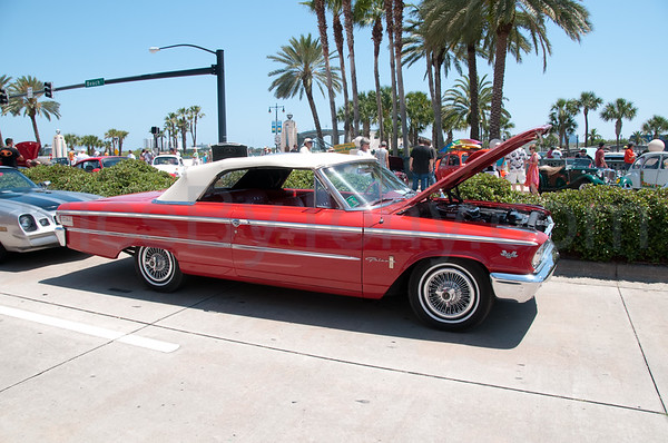 Art of Automobile Car show at Daytona Beach, FL on Sat. May 05, 2012