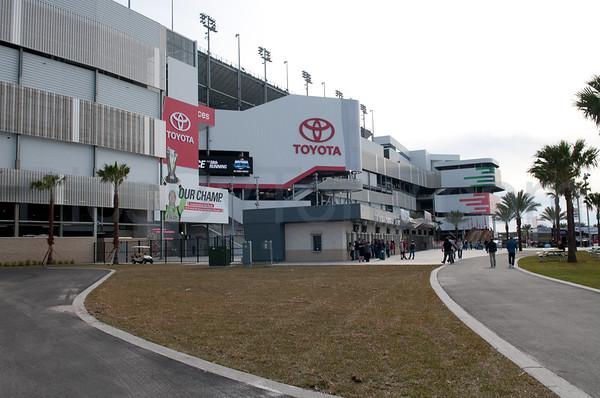 Rolex 24 At DAYTONA - Daytona International Speedway on Jan 30, 2016