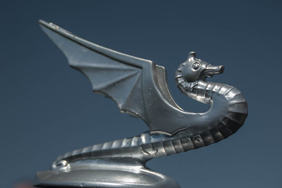 Dragon Hood Ornament