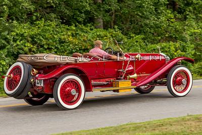 1921 Rolls-Royce Silver Ghost Tourer