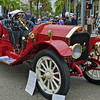 1913 Fiat Speedcar with a 9 Liter 4 Cylinder Engine - note the Driver's Windshield