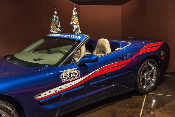 60th Corvette Anniversary at Petersen Automotive Museum