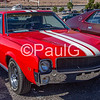 1968 AMC AMX 2-Door Hardtop Coupe
