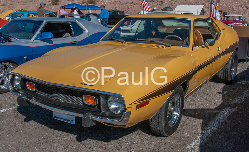 1974 AMC Javelin 2-Door Hardtop
