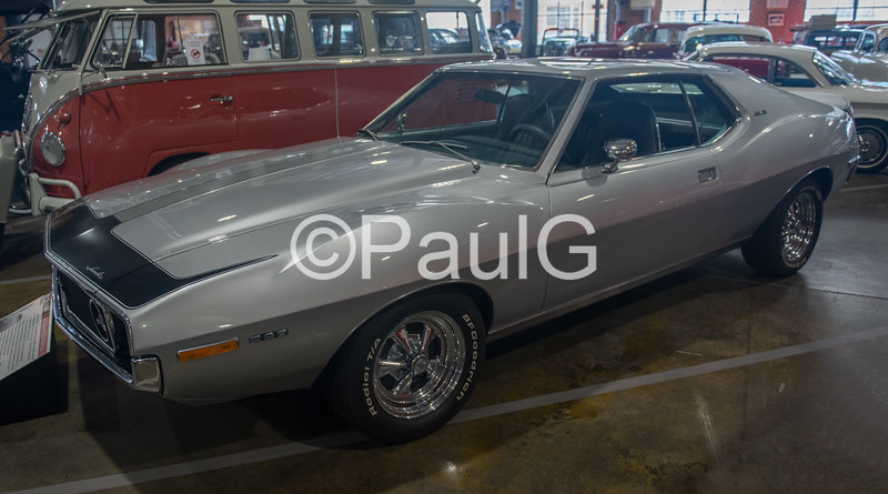 1971 AMC Javelin AMX 2-Door Hardtop