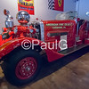 1937 Ahrens-Fox BT Fire Truck