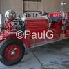 Ahrens-Fox Fire Truck