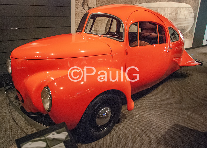 1937 Airomobile 2-Door Prototype