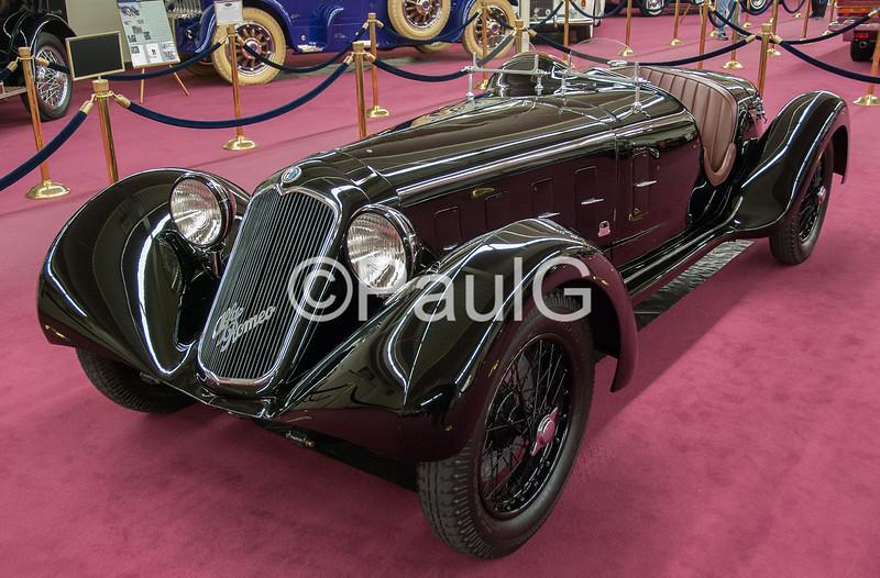 1929 Alfa Romeo 1750 SS Spider