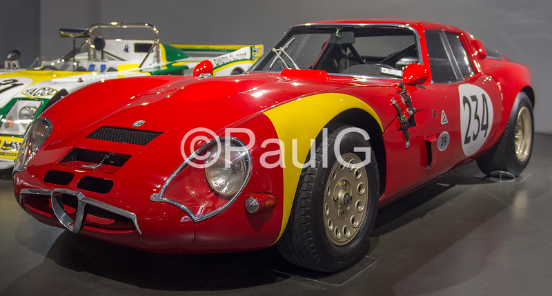1972 Alfa Romeo Giulia TZ2